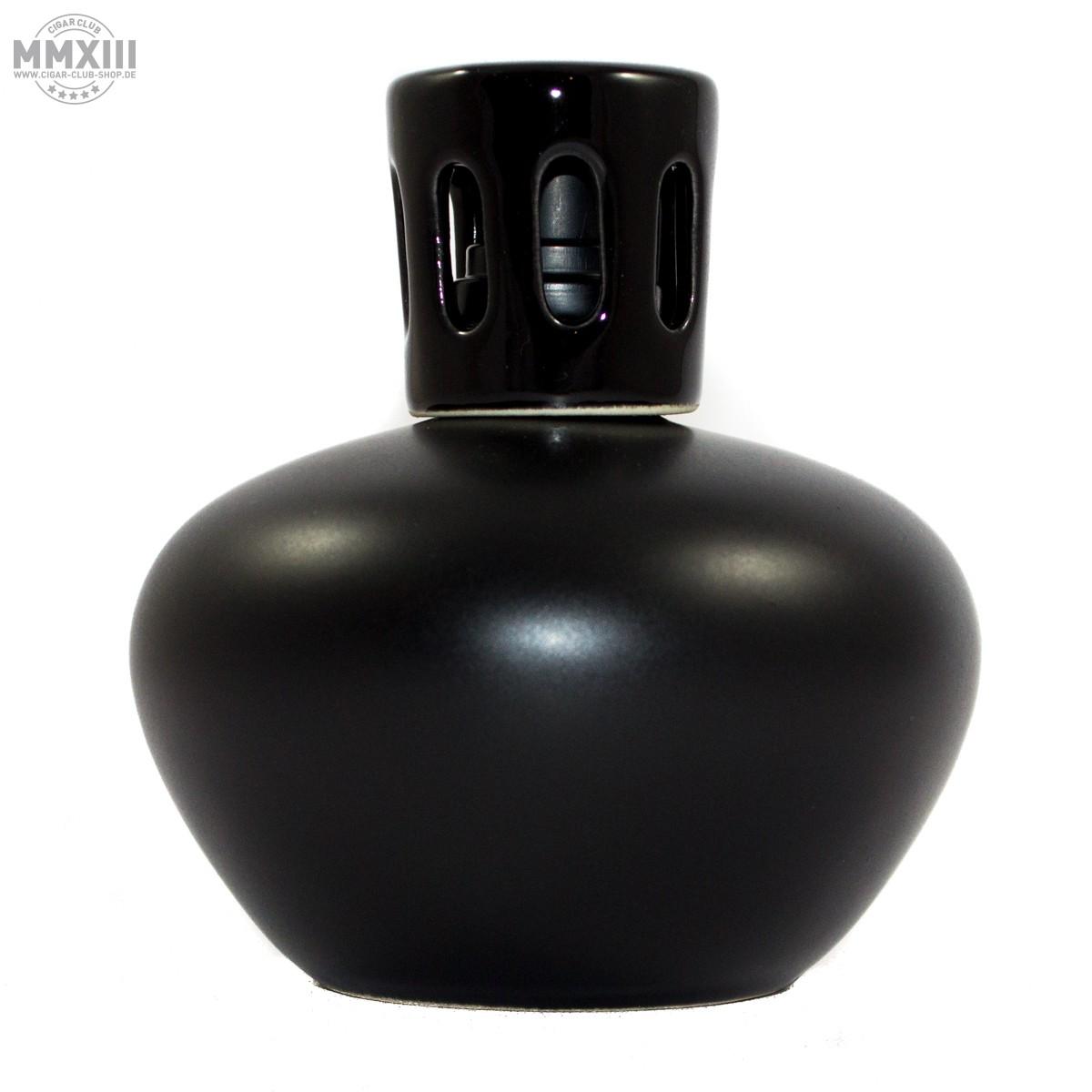 duftlampe millefiori keramik schwarz klein cigar club shop mmxiii kg. Black Bedroom Furniture Sets. Home Design Ideas