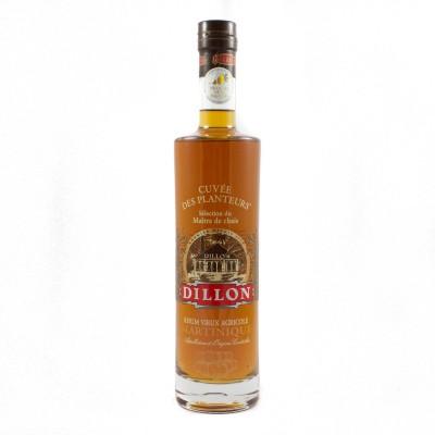 """Dillon Rhum """"Cuvee des Planteurs"""" 0,7 Liter"""