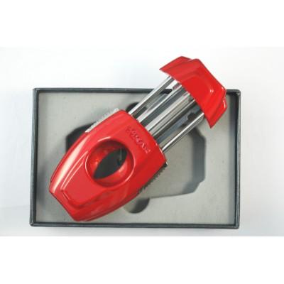 Xikar Cutter VX2 V-Cut rot