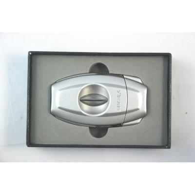 Xikar Cutter VX2 V-Cut silber