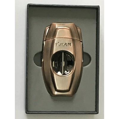 Xikar Cutter VX2 V-Cut bronze