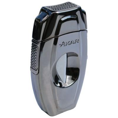 Xikar Cutter VX2 V-Cut gunmetal